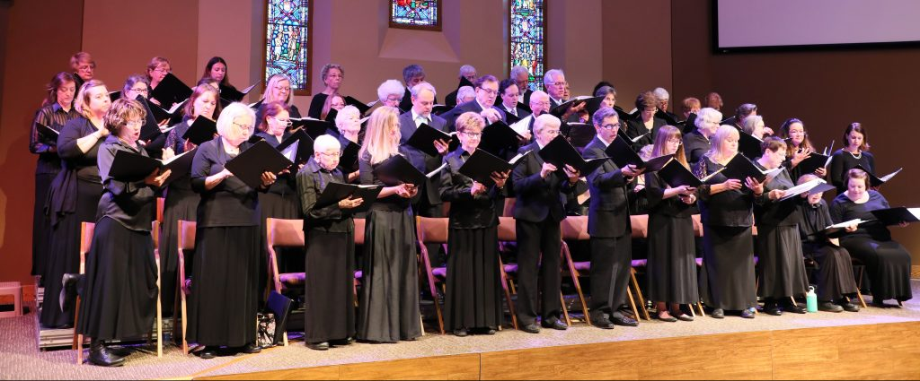 Twin Cities live music - MCS performs at Mount Calvary Lutheran Church