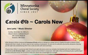 Christmas concert holiday concert